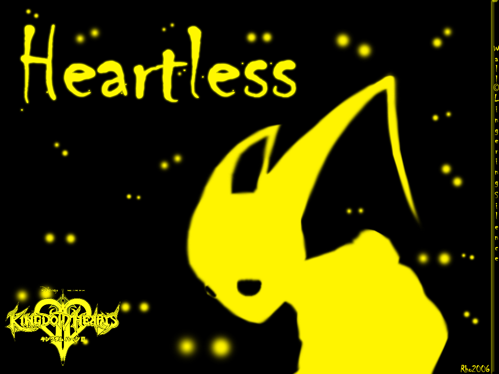 Top Collection of Heartless Wallpapers: 40183878 Heartless Background 1024x768
