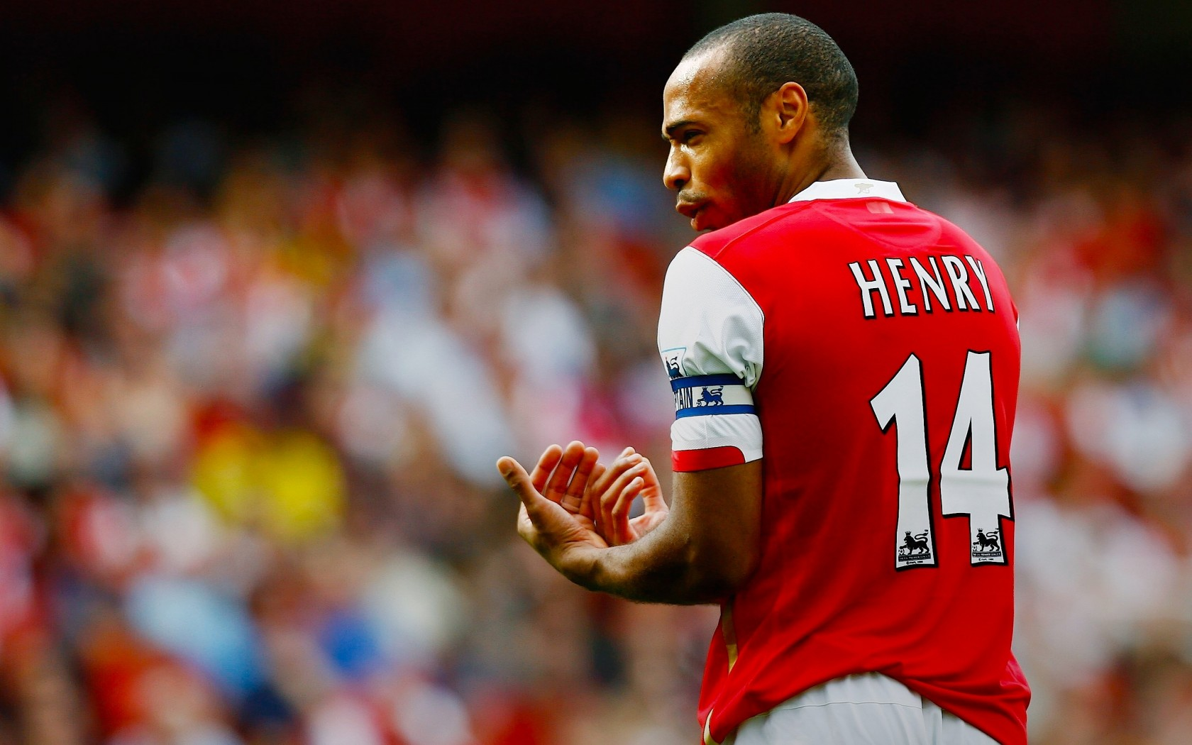 Thierry Henry, Legendary Soccer Players Collection