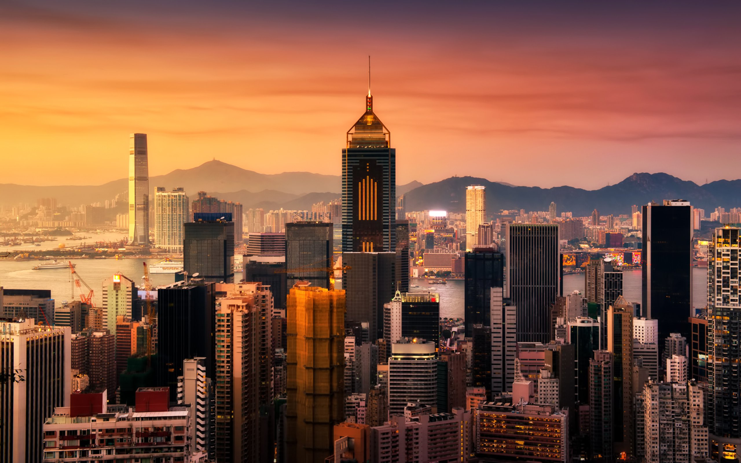 Hong Kong Image Galleries | WHM-38785410 FHDQ Backgrounds