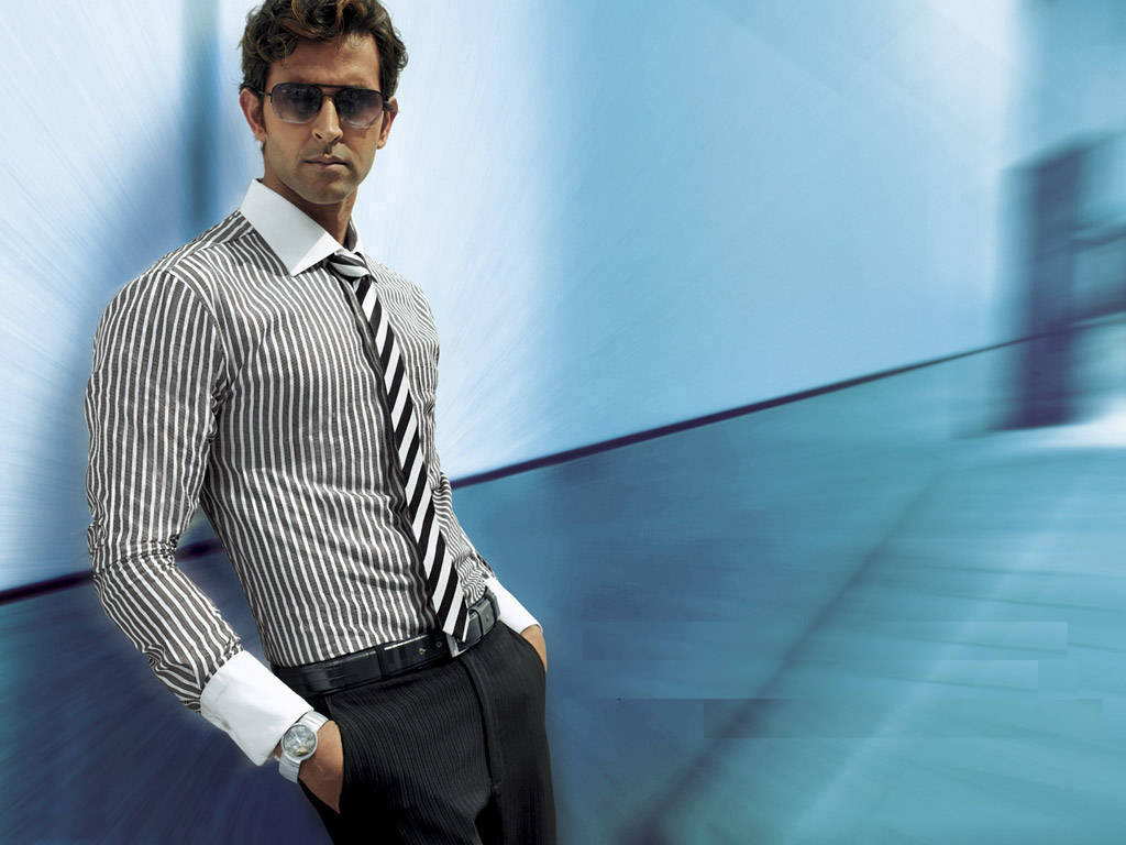 Desktop Backgrounds: Hrithik Roshan, by Estell Kosinski, 1024x768