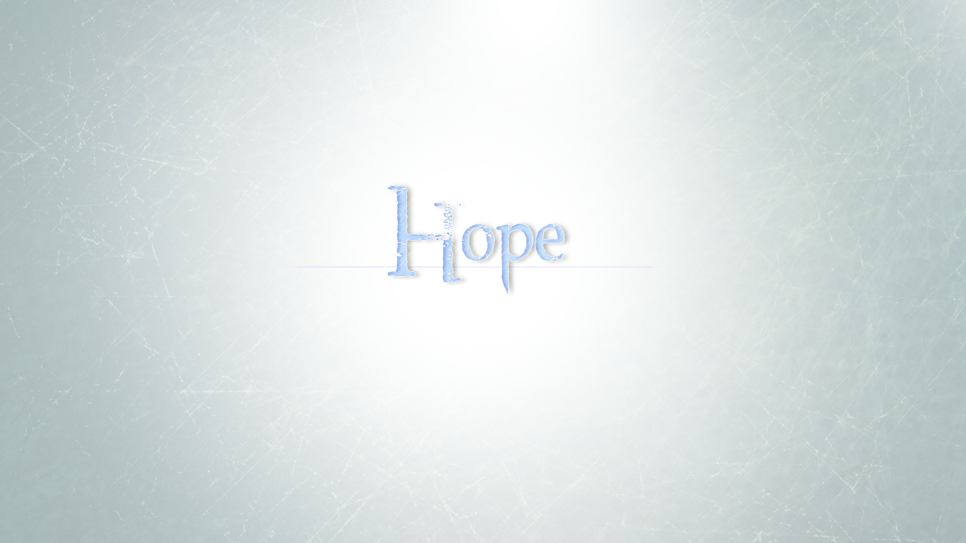 HQ RES Wallpapers of Hope