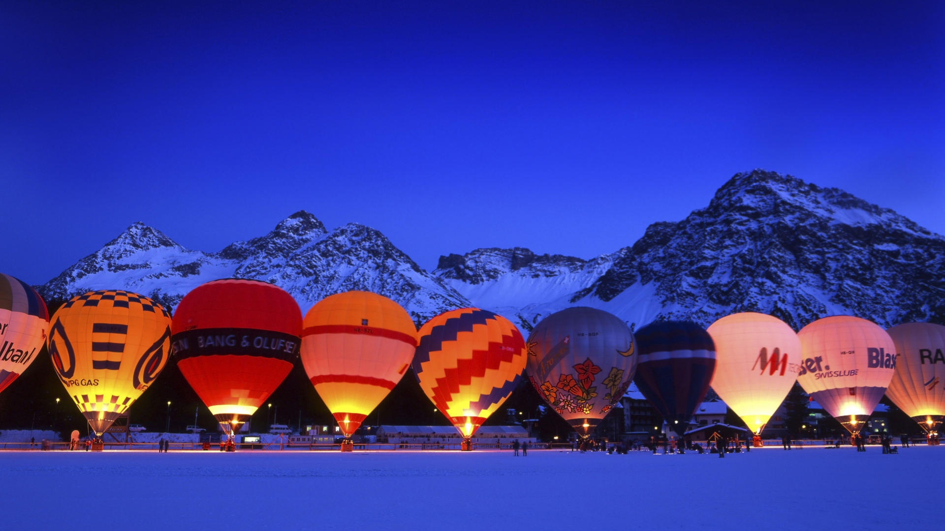 #39634110 Hot Air Balloon Wallpaper for PC, Mobile